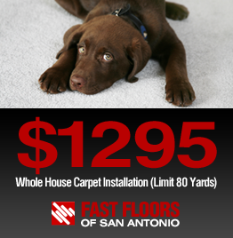 $1295, Whole House Carpet Installation,