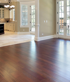 Living Room and Kitchen, Flooring Contractor in San Antonio, TX
