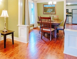 Dining Room with Hardwood Flooring, Hardwood Flooring in San Antonio, TX