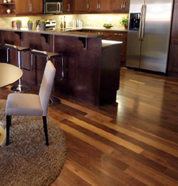 Kitchen with Hardwood Flooring, Hardwood Flooring in San Antonio, TX