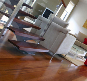 Living Room with Laminate Flooring, Laminate Flooring in San Antonio, TX
